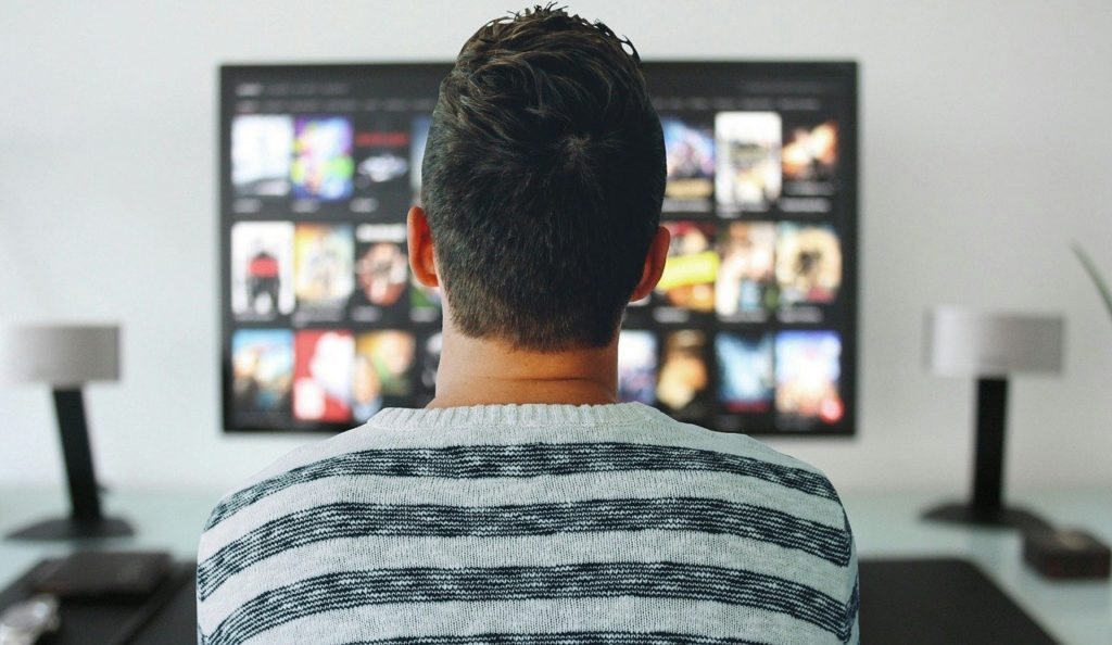 watch tv to learn French